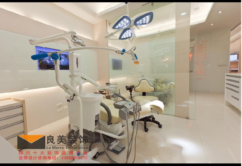 牙科诊所案例策划-成都牙科诊所装修设计设计无锡乾鉴赏图片