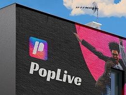 PopLive设计调研与品牌触达