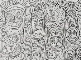 沙式幻想-涂鸦