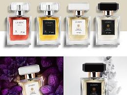 Livioon Perfume mockups and Products Visual Desig