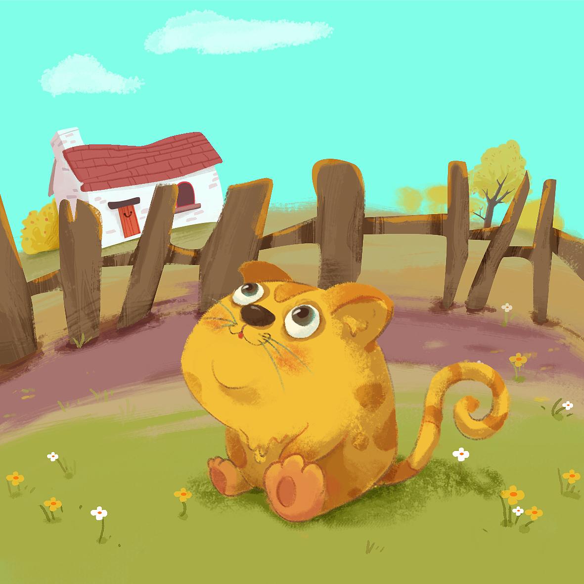 农场小动物图片