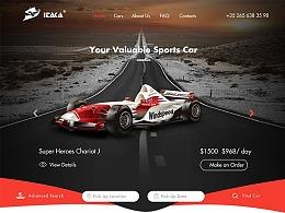 ICAKA-Car Dealer's Website