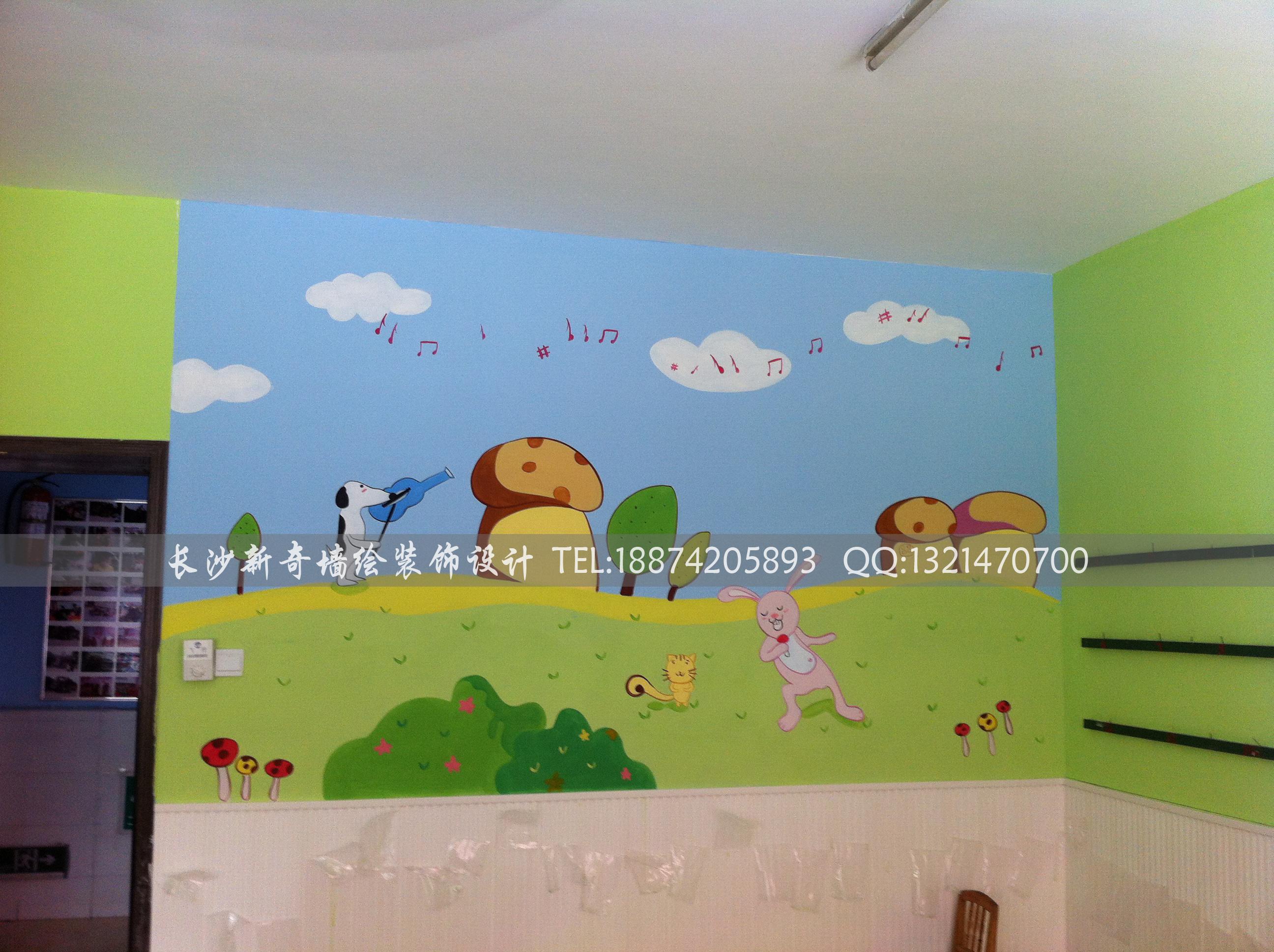 长沙墙绘,长沙壁画,长沙手绘墙,长沙幼儿园墙绘,壁画,长沙墙绘公司