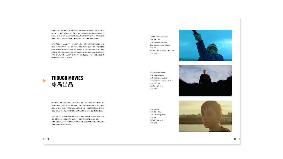 原创作品:北纬66度——杂志编排