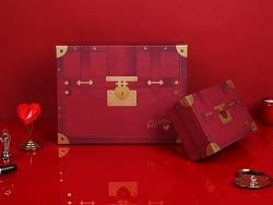 【方森园】心爱的锁打开礼——《心爱礼物》包装设计