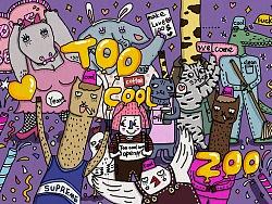 Too Cool Zoo的试营业