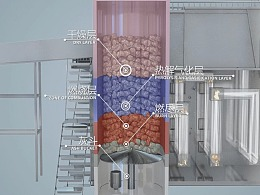 工业演示三维动画企业宣传三维动画环保科技三维动画