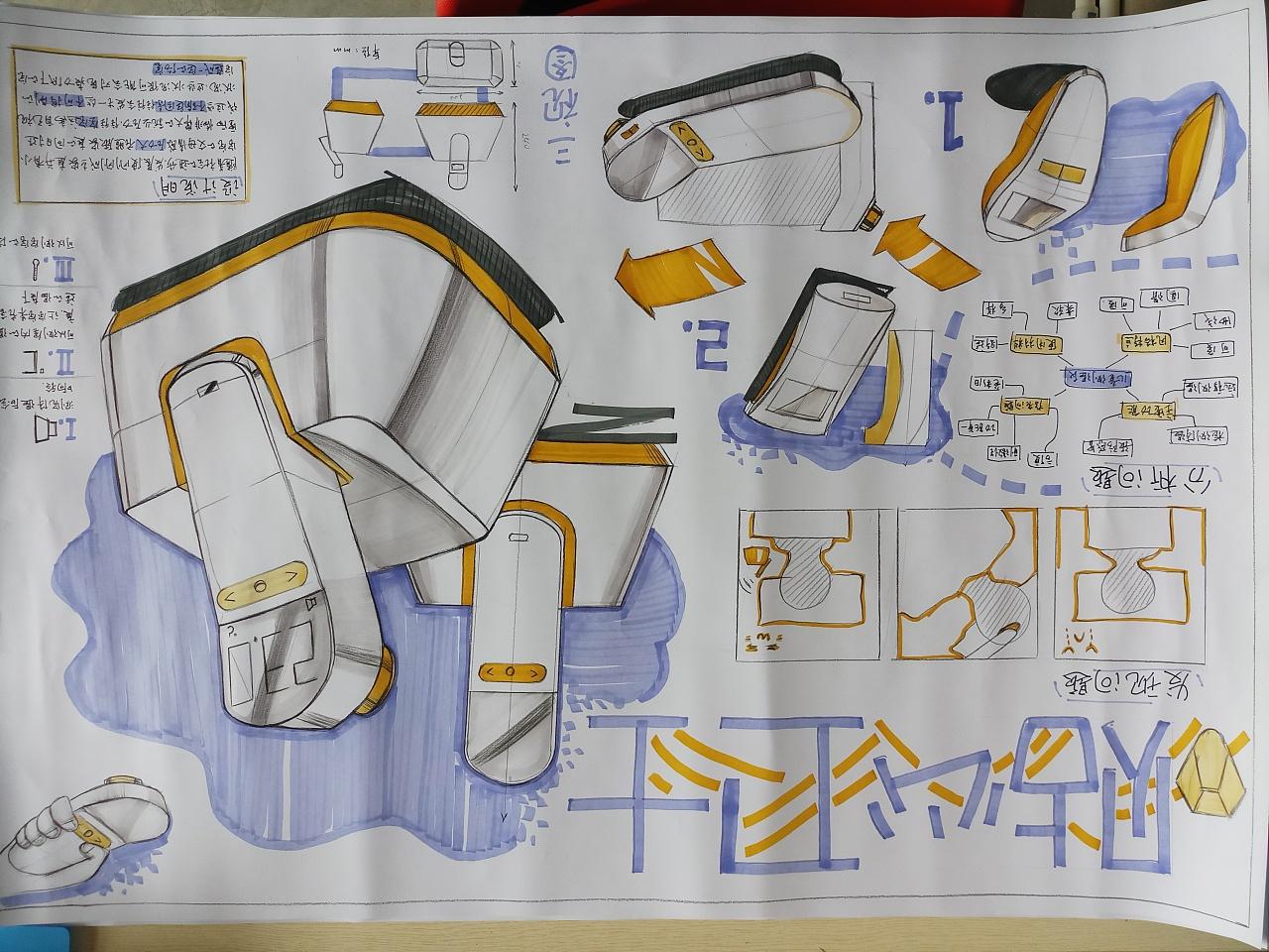 产品设计手绘