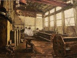 安静的工厂系列