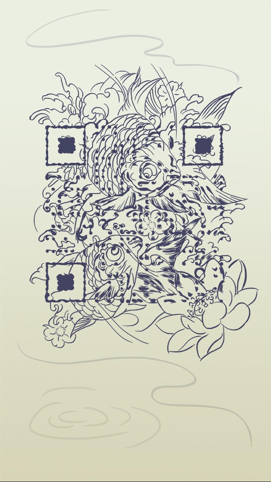 查看《第九工场艺术二维码第七期学员锁屏作品展示》原图,原图尺寸:1232x2190