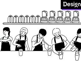 喜茶:打造茶饮界的星巴克,我不做短期网红