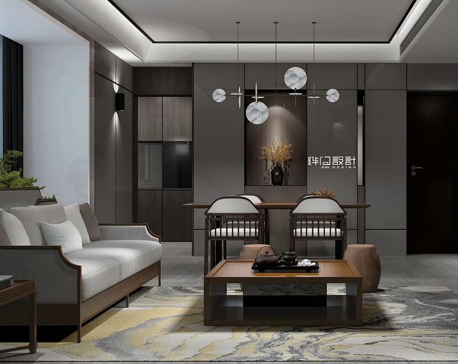 金帛文视觉——新中式|室内设计|空间|金帛文视觉图片