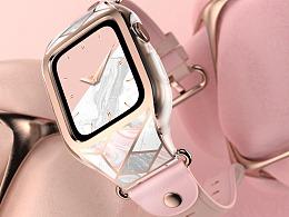 Cosmo apple watch 表带动画图片渲染