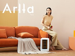 科西KEHEAL✖️ ARTastic Lab - K3取暖器