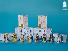 渤海瓷娃包装设计