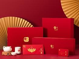 藏红花礼盒包装-独属你的滋补大礼