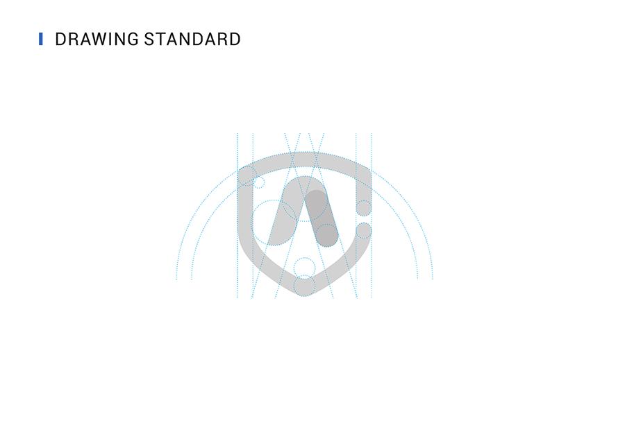安标志安保手机软件品牌设计|联盟|平面|毛慧华指建筑设计图片