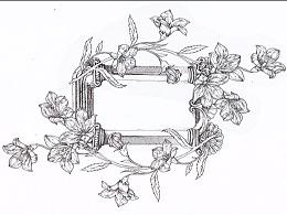 【商业】针管笔画