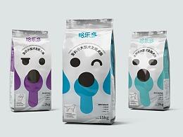河北哈乐多宠物食品包装袋设计,西安厚启设计
