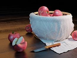 belnder苹果建模渲染,照片级场景