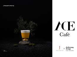 ACE COFFE饮品拍摄 | DODOWANG DESIGN