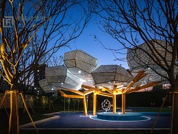 【繁溪建筑摄影】童梦--潍坊某地产项目景观