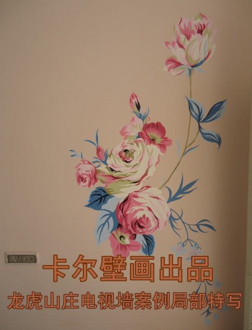 六安室内手绘墙 六安室内墙体彩