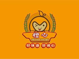 脐橙 VI设计 包装品牌