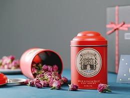 玫莉蔻玫瑰花蕾茶