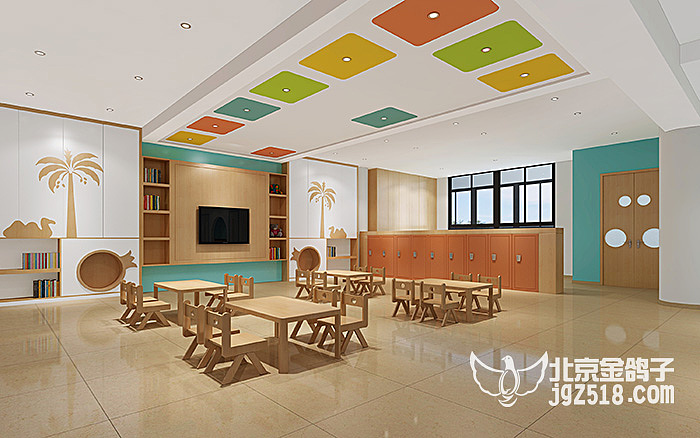 幼儿园设计—教室图片