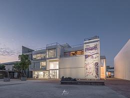 「建筑摄影」上海西岸艺术中心