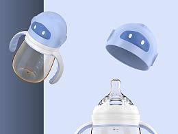 机器人奶瓶