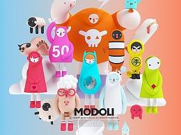 MODOLI Family (上)