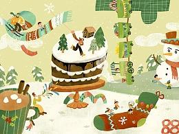 圣诞游乐园
