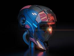 Sci-Fi Objects | 未来科技机械体概念制作