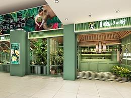 空间设计合集(中)——湖南意合餐饮全案设计