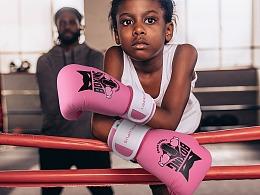 拳击手套产品图案设计