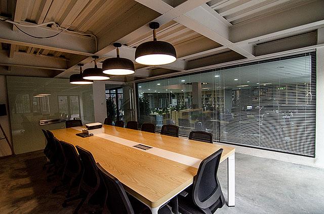 工业复古loft风格办公室 工作室装修设计图片