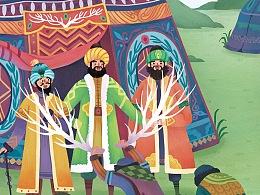 世界经典神话与传说故事-插图
