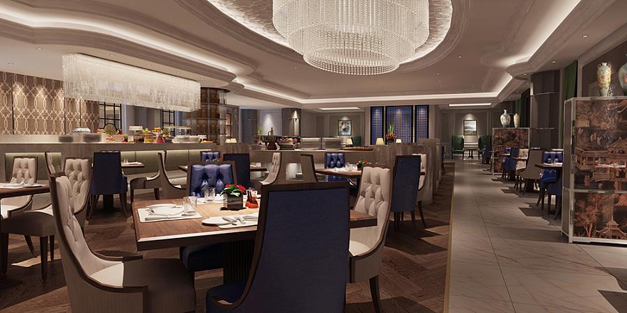 楚雄星级酒店设计丨红专设计(天鑫洋字体设计图片