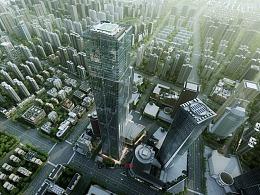 【首发】南京筑印,以印章为灵感的城市新天际线