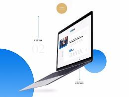 国外投资网站设计