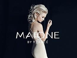 0708品牌时尚作品之 法国MAIONE内衣品牌