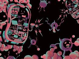 《物潮》-插图与设计