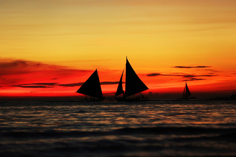 落日余晖 - 印象长滩岛