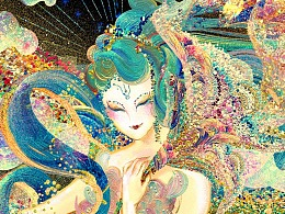 彩幻仙境 The Apsara of Colorful Fairyland