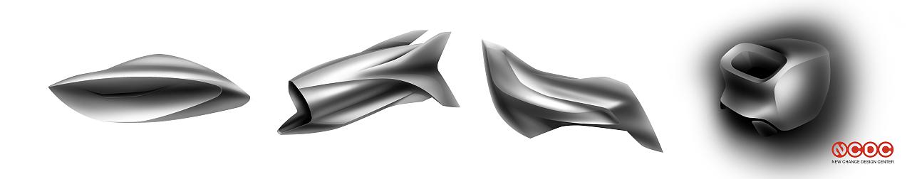 ps手绘板二维渲染-基础到复杂形体