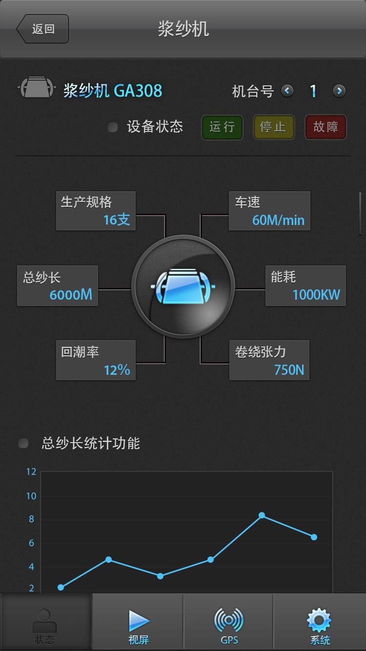 UI管家工厂界面设计|v管家设备/APP界面|UI|冯德伦平面设计图片