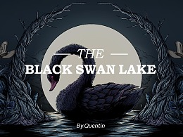 The Black Swan Lake 黑天鹅湖