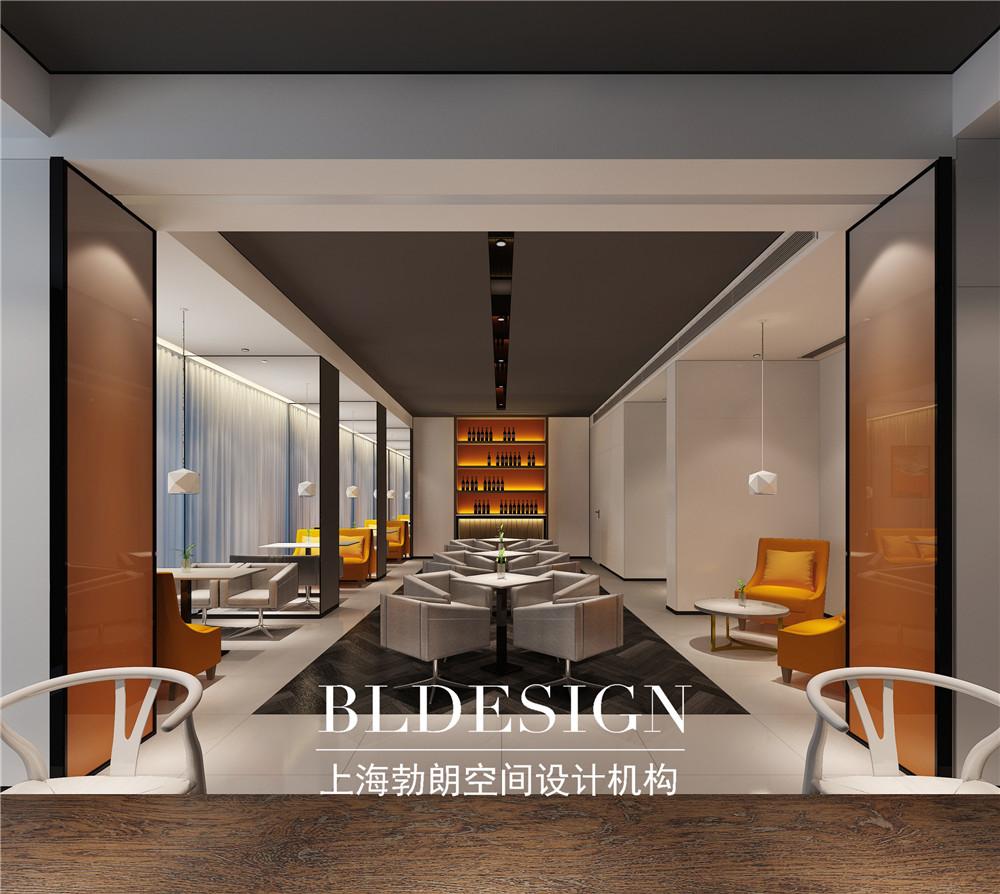 郑州精品酒店餐饮空间设计案例图片